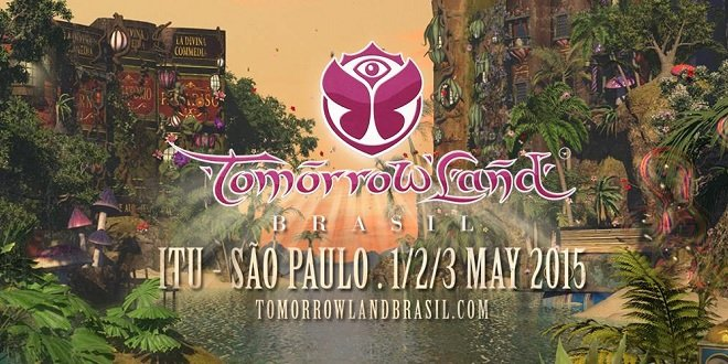 Tomorrowland Brasil en live stream!