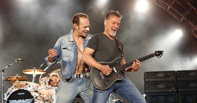 Van Halen live à Jimmy Kimmel Live (vidéo)