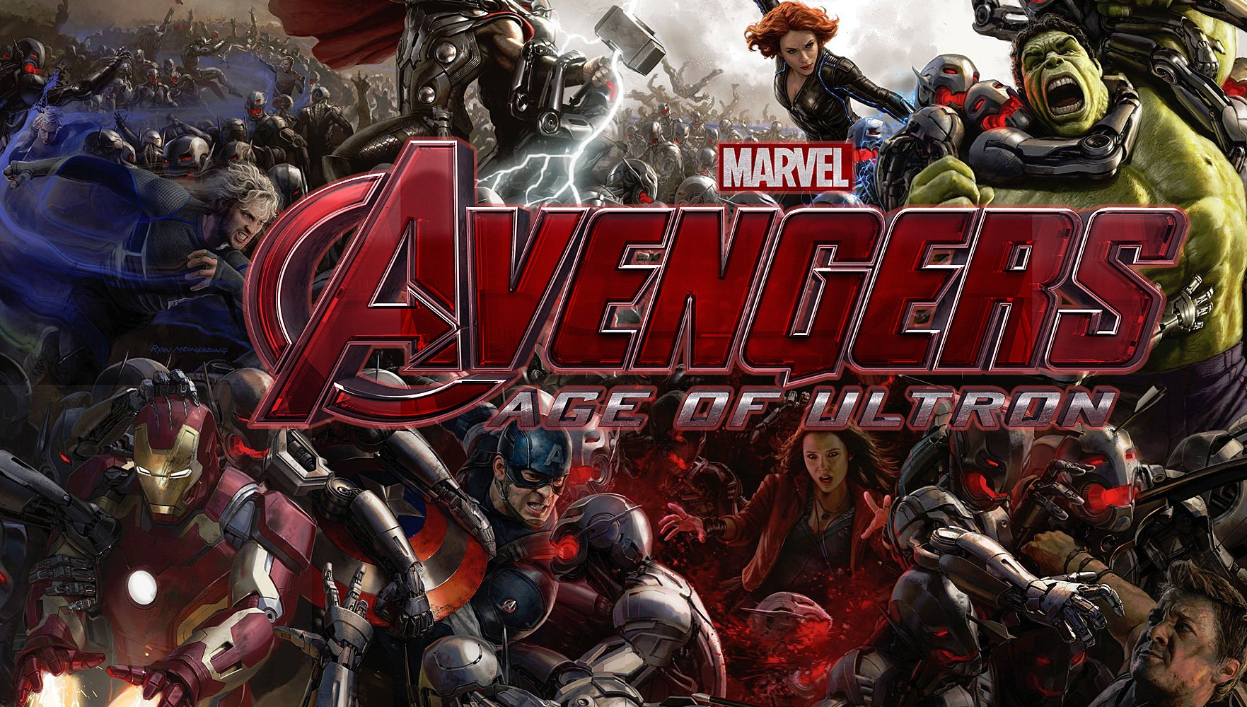 Avengers: Age of Ultron - Critique du film de Joss Whedon