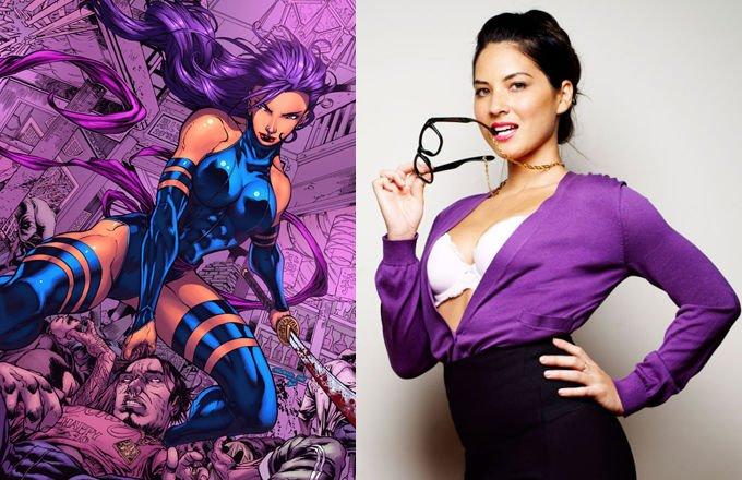 X-Men: Apocalypse: Olivia Munn est .....