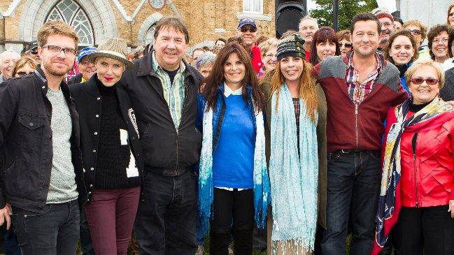 La petite séduction à Lac-Mégantic: Visionnez l'émission spéciale sur Tou.tv