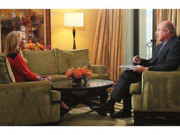 Kim Richards s'assoit avec le Dr Phil pour discuter de sa récente arrestation