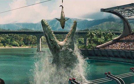 Jurassic World: une nouvelle affiche qui a de la gueule!