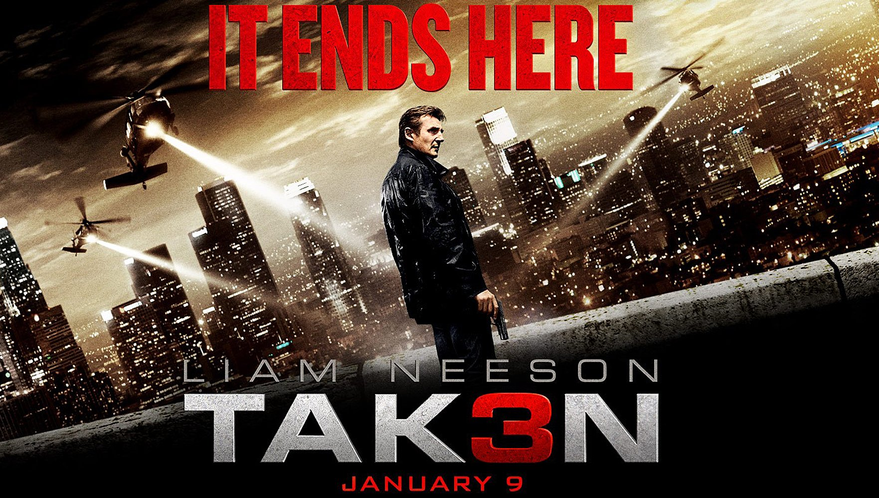 Taken 3 - Critique du film d'Olivier Megaton