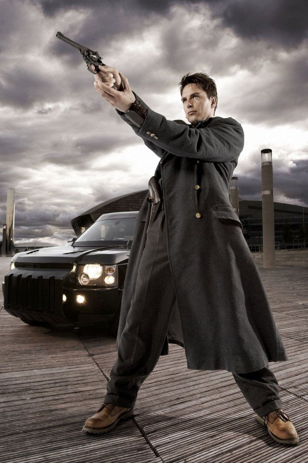 capitaine Jack Harkness