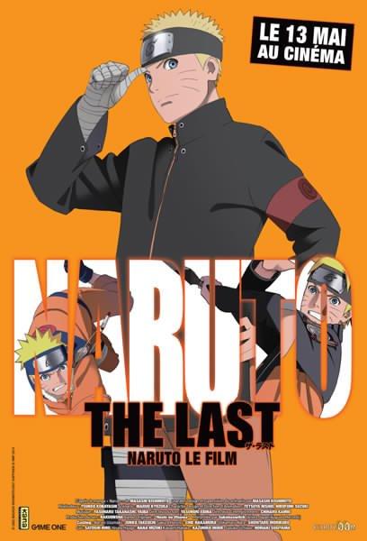 Le film Naruto - The Last aujourd'hui au cinéma