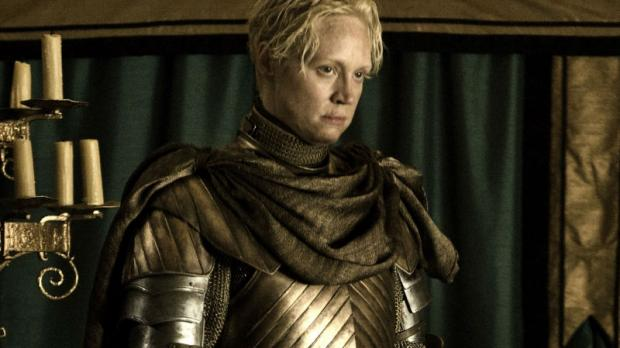 Game of Thrones: Gwendoline Christie (Brienne de Tarth) au Comiccon de Montréal