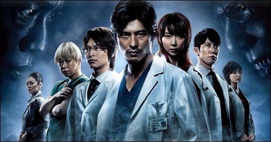 Iryû – Team Medical Dragon: la saison 3 du drame médicale sur Crunchyroll