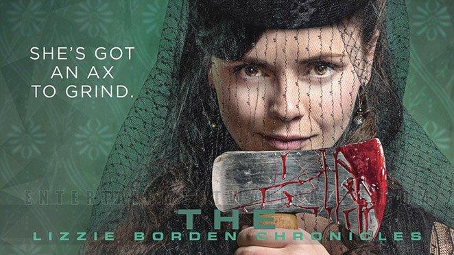 The Lizzie Borden Chronicles (2015): cachez les outils
