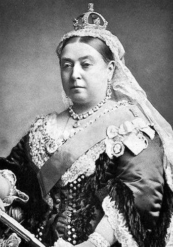 La rein Victoria (Alexandrina Victoria)