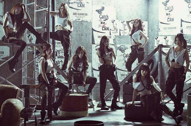 Girls' Generation confirmé au KCON New York 2015
