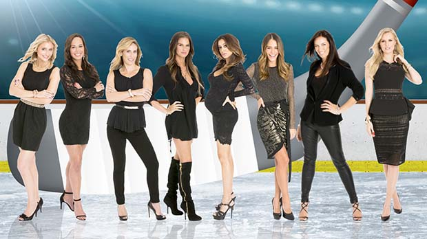 Hockey Wives, Game of homes, Mom's A Medium et Million Dollar Critic à Séries+