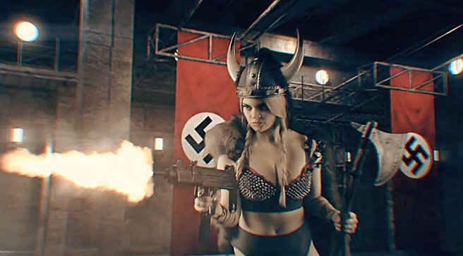 Kung Fury: le film complet sur YouTube
