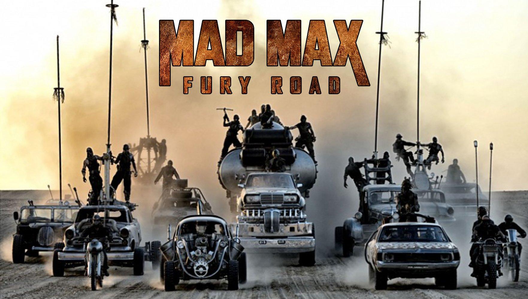 Oyez! Oyez! Les 10 bagnoles les plus folles de Mad Max: Fury Road s'explosent... non... s'exposent!