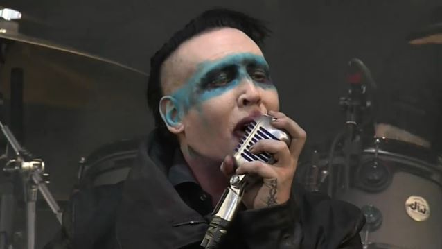 Rock On The Range 2015: Marilyn Manson et Slipknot vidéo pro-shot