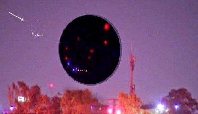 OVNI dans le ciel de San Diego, en Californie? (vidéo)