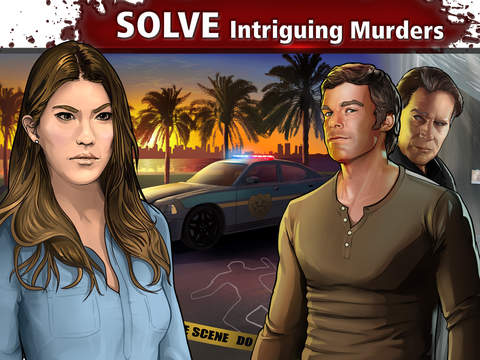 Dexter: Hidden Darkness: BlooBuzz lance un jeu officiel de Dexter sur mobile
