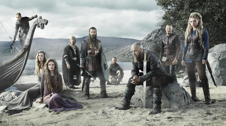 Bientôt à Super Écran: Vikings, Madame Lebrun et Le Trône de Fer
