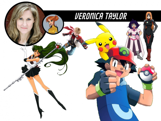 Pokemon: Veronica Taylor Comiccon de Montréal