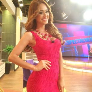 Yanet Garcia: l'Internet perd la tête pour une présentatrice météo ultra sexy