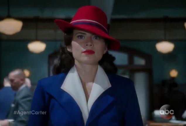 Agent Carter: Hayley Atwell est confirmé au Comiccon de Montréal