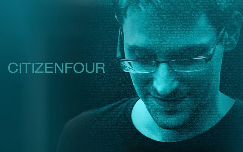 Citizenfour: l'histoire de Edward Snowden sur HBO Canada