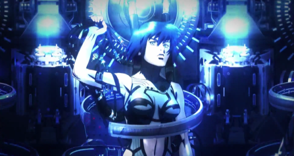 Ghost in the Shell : The Movie: les 12 premières minutes