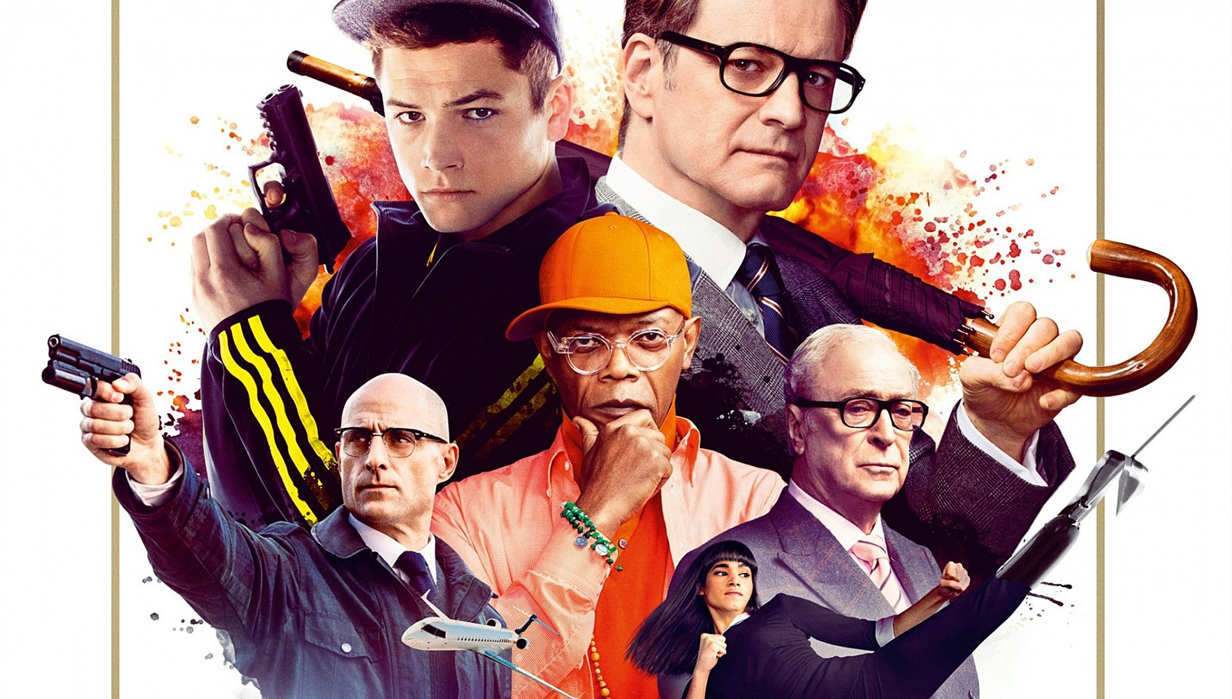Kingsman: The Secret Service - Critique du film de Matthew Vaughn