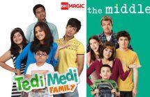 Tedi Medi Family: une version indienne pour The Middle