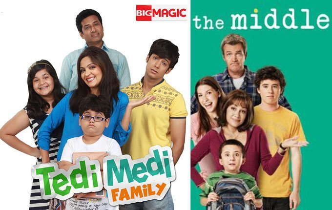 Tedi Medi Family: une version indienne pour The Middle