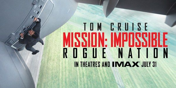 Mission: Impossible - Rogue Nation: une nouvelle bande-annonce