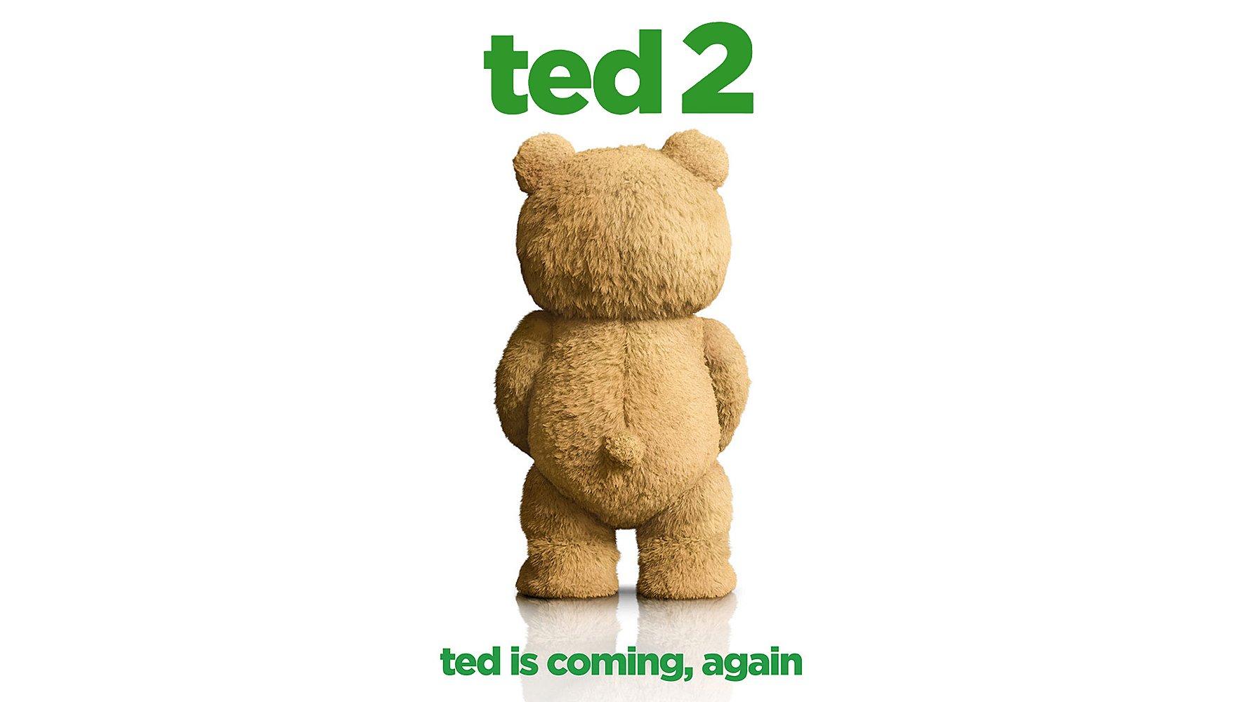 Ted 2 : une suite irrévérencieuse à prendre comme de la petite bear...