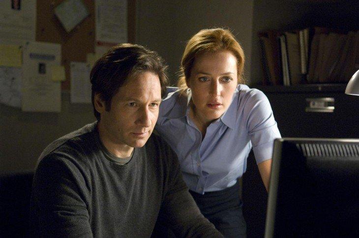 The X-Files: un premier teaser avec Mulder et Scully