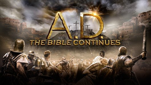 A.D.: The Bible Continues: NBC annule la série