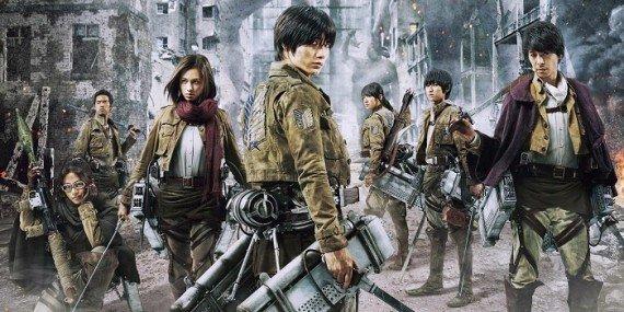 Attack on Titan: FanTasia va présenter le film live-action de L'Attaque des Titans