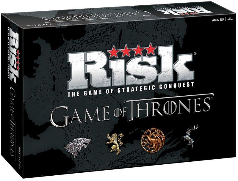 Game of Thrones: Le Trône de fer en version Risk!