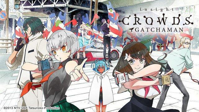 Himôto! Umaru-chan, Non Non Biyori Repeat, Gatchaman Crowds et Million Doll sur Crunchyroll