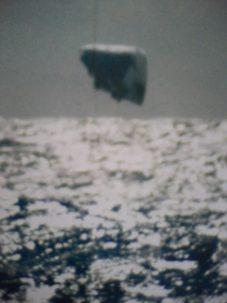 Photos d'ovnis datant de 1971 prise à partir du sous-marin USS Trepang SSN 674