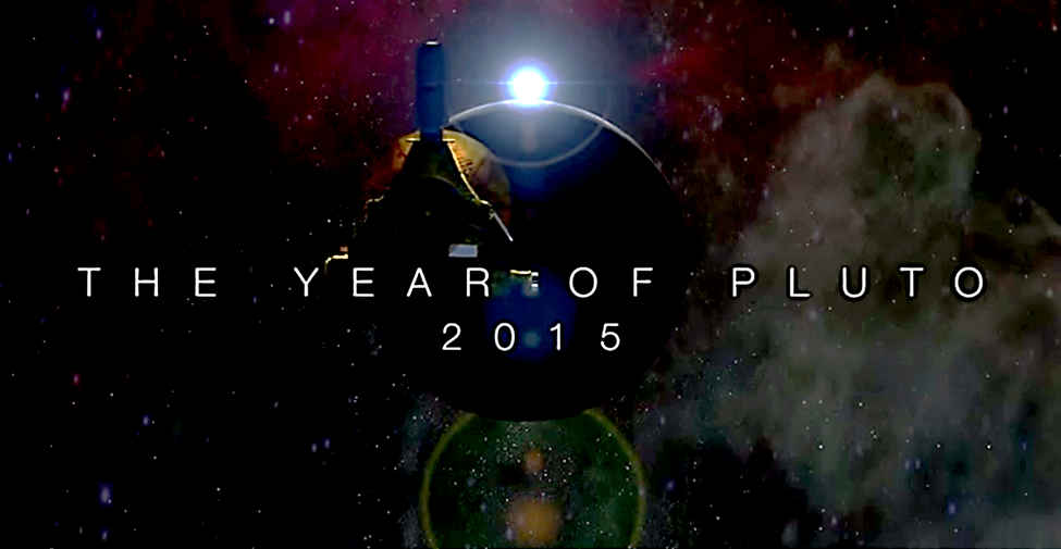 The Year of Pluto: un documentaire sur New Horizons