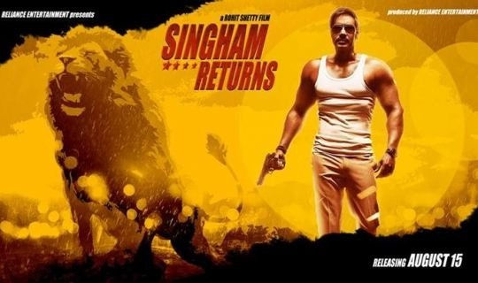 Singham Returns au festival de film FanTasia