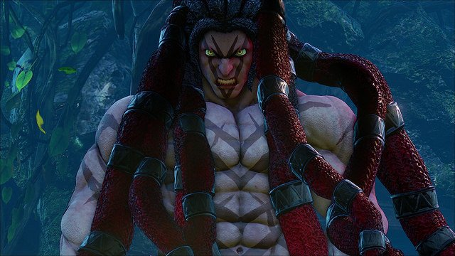 Street Fighter V: voici Necalli