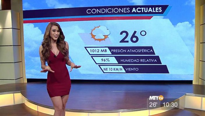 Ozzy Man Reviews: Yanet Garcia et la météo mexicaine
