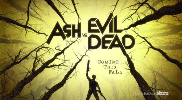 Ash vs Evil Dead: une première bande-annonce