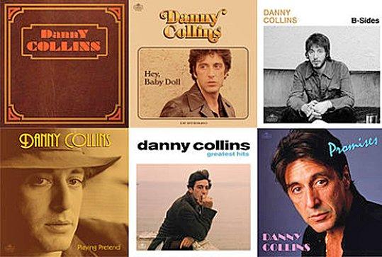 Un aperçu de la discographie de Danny Collins
