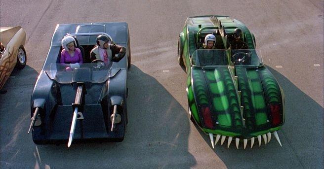 Blood Drive: Syfy donne le feu vert à une série de type Grindhouse