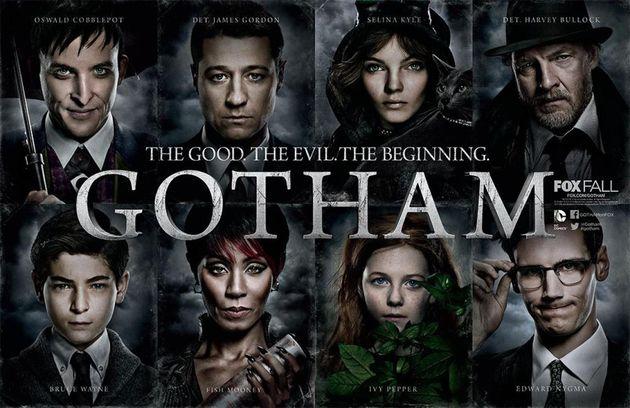Gotham saison 2: une première bande-annonce