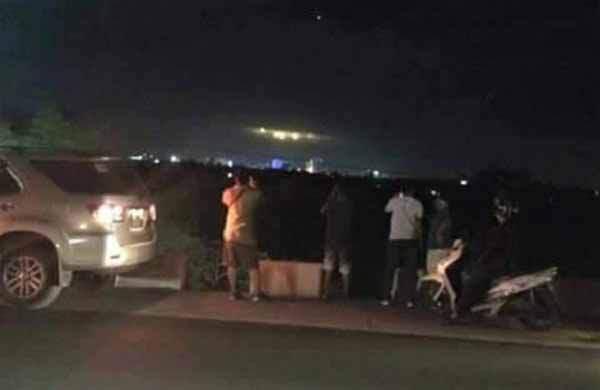 OVNI: un vaisseau géant dans le ciel de Pampanga, aux Philippines