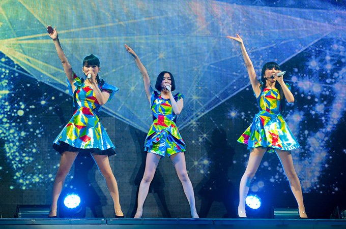 WE ARE Perfume – World Tour 3rd Document: une première bande-annonce
