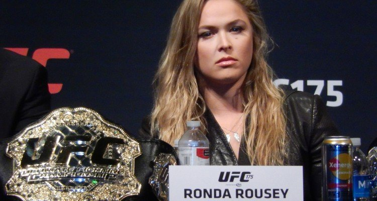 UFC 195: Ronda Rousey va affronter Holly Holm