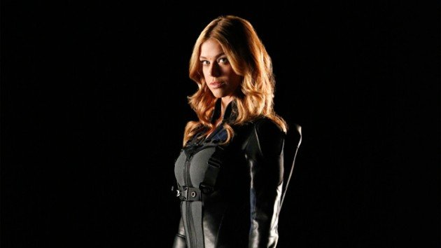"MARVEL'S AGENTS OF S.H.I.E.L.D. - ABC's ""Marvel's Agents of SHIELD"" stars Adrianne Palicki as Bobbi Morse.  (ABC/Kelsey McNeal)"